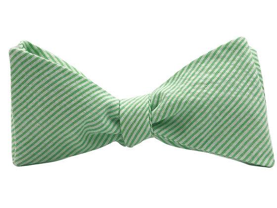 Wholesale Green Seersucker