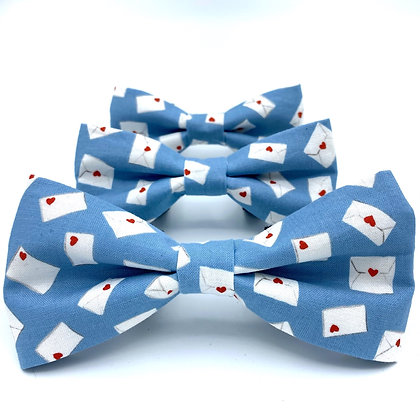 Love Letters Bow Tie