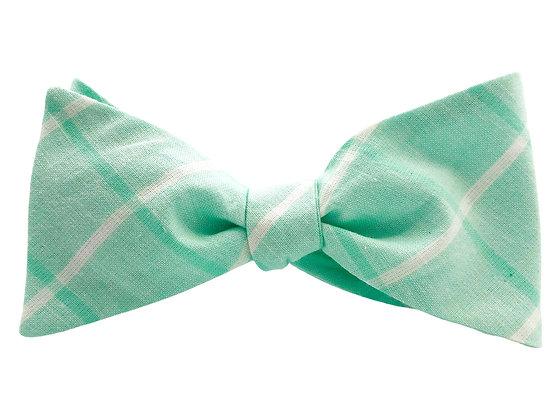Mint Green Plaid