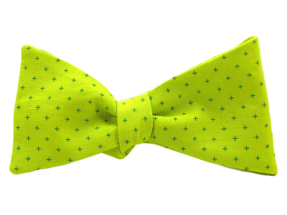Wholesale Fluorescent Green with Crosses