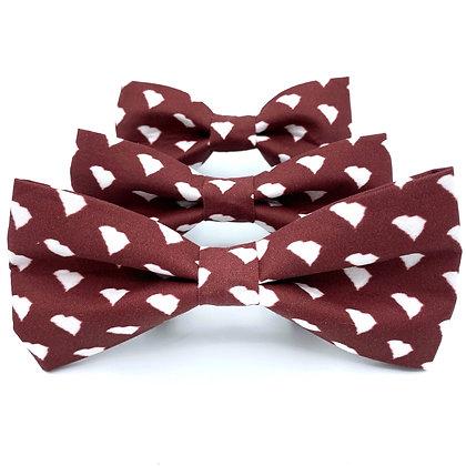 Garnet South Carolina Bow Tie