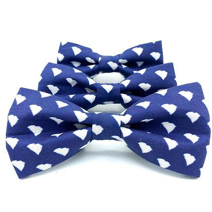 Navy South Carolina Bow Tie