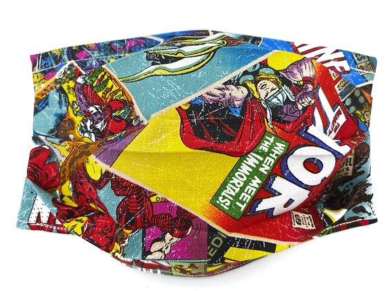 Comic Book Mask
