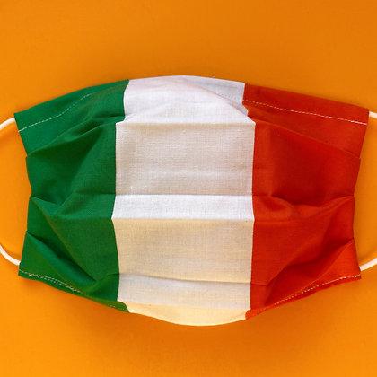 Flag of Ireland Mask