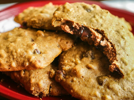 Black Butte Porter Chocolate Chip & Walnut Cookies