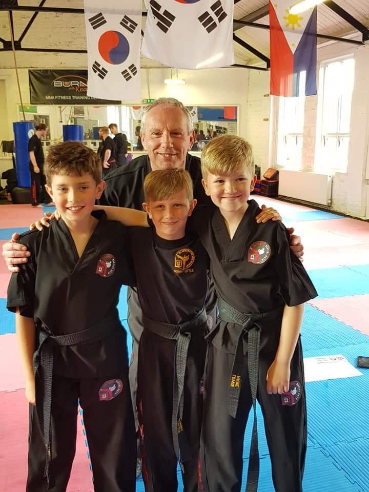 Black Belt Online Class