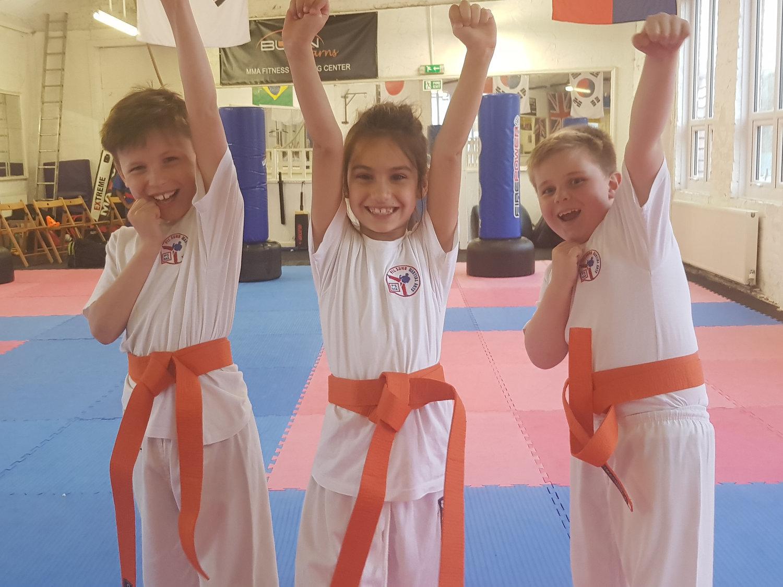 Karate Kids Online Low Grades