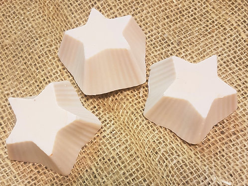 Frangipani Star Shaped Soap