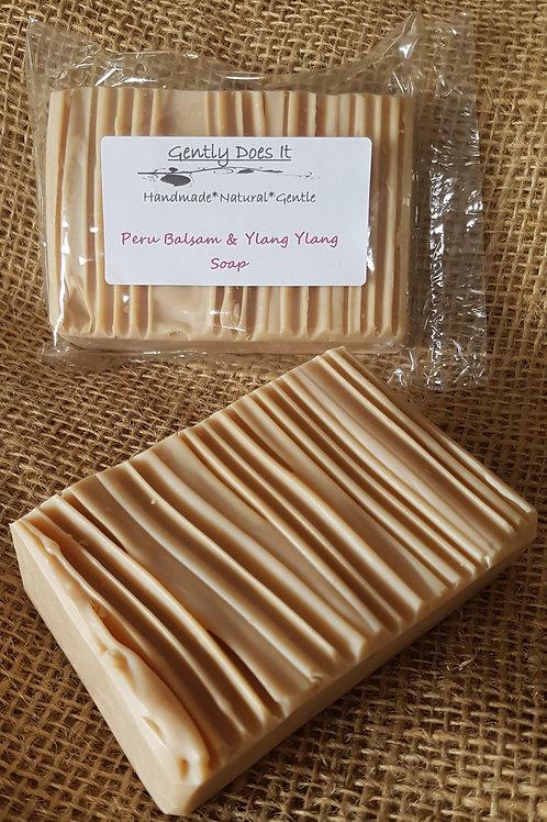 Peru Balsam & Ylang Ylang Soap