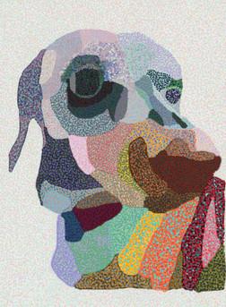 Digital Pointillism