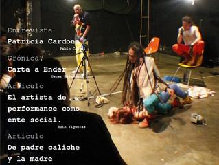 Revista FRONTERAS Nº1