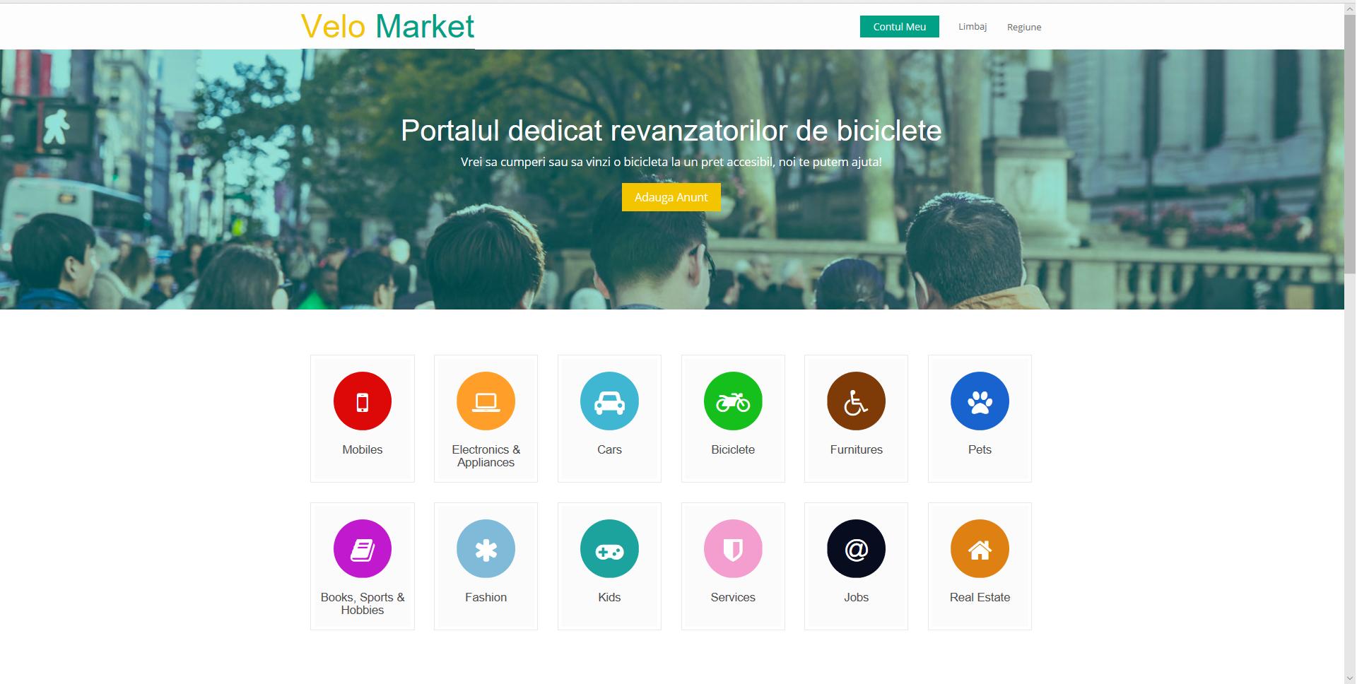 velo market