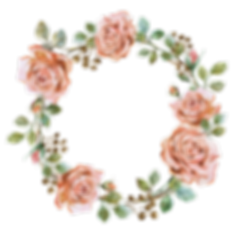 La corona de flores 1