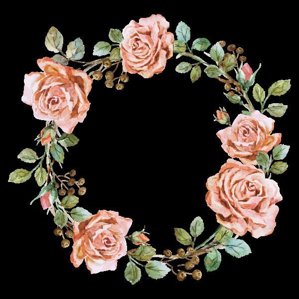 花の花輪1