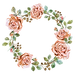 Květinový věnec 1