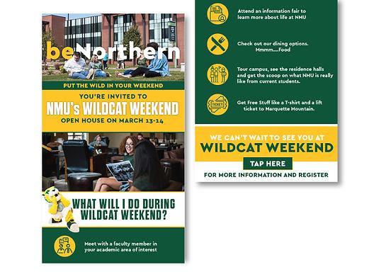 Wildcat Weekend