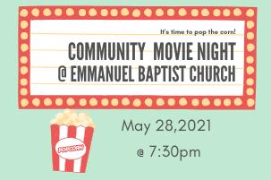Copy of Website Community Movie Night Sp