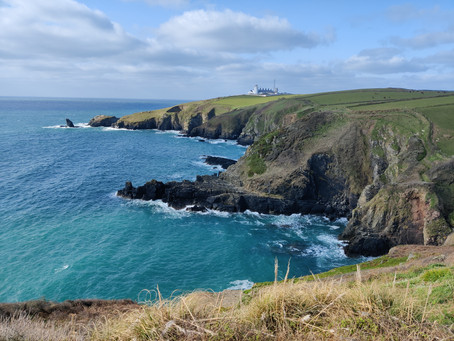 Little Gwendreath Walk the South West Coast Path - Day 5 - Lizard Point - Cadgwith Cove