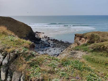 South West Coast Path - Gunwalloe to Mullion Cove