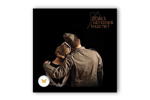 CD 'Zoals het klokje thuis Tikt'