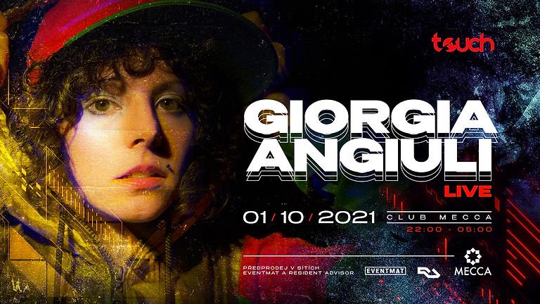 Touch with Giorgia Angiuli