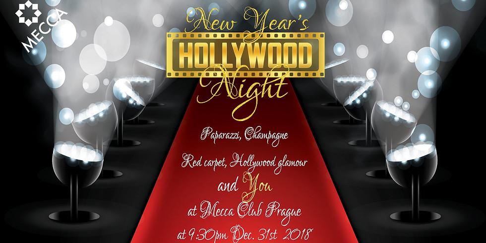 New Year's Hollywood Night