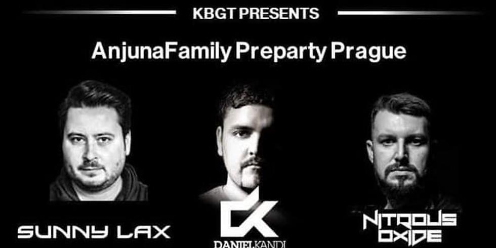 Anjunafamily preparty