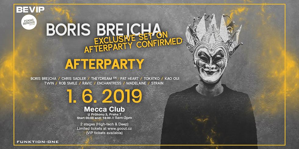 Boris Brejcha Afterparty