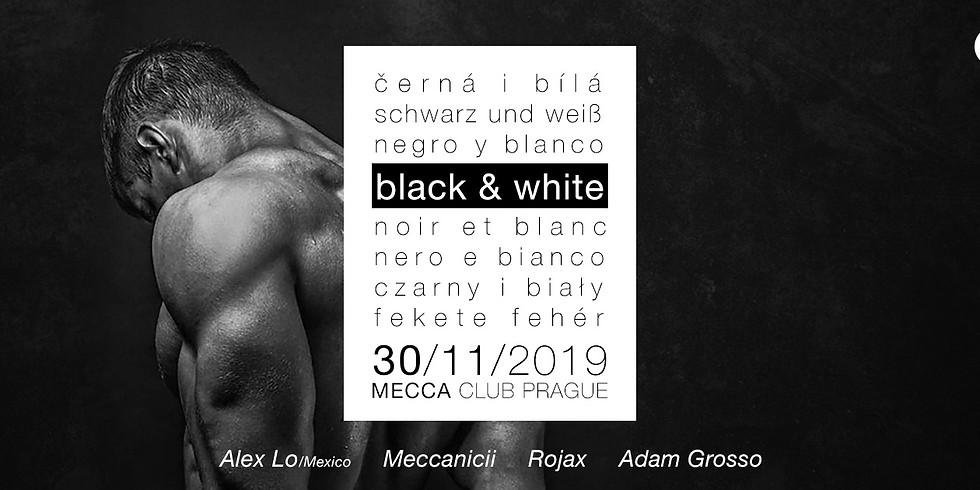 OMG - Black & White