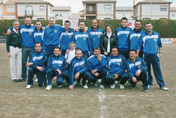 2006-2007.Cuerpo tecnico