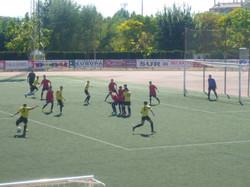 gol,de Cristian contra el Albolote