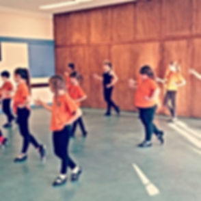 Tap lessons markfield