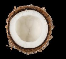 Coco mitad