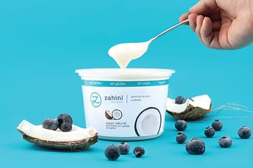 Zahini yogurt natural