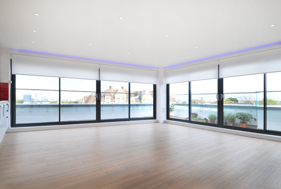 Construction Completed | Crescent Lane Apartments, Clapham, London SW4