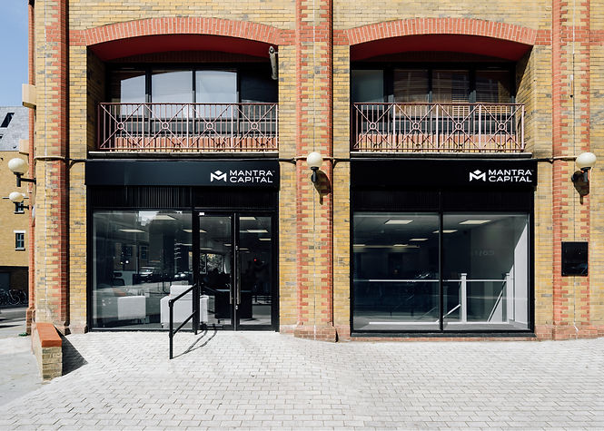 Mantra Capital office Blackfriars Road