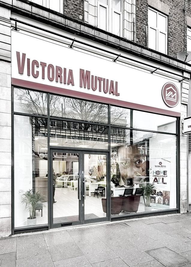 Victoria Mutual Brixton Refurbishment
