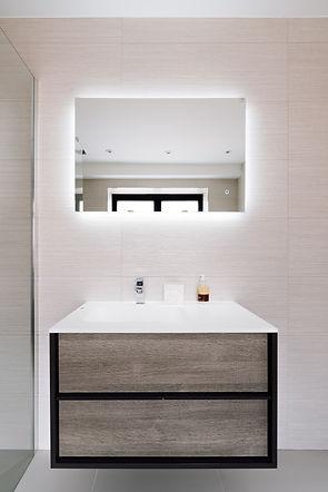 modern vanity basin