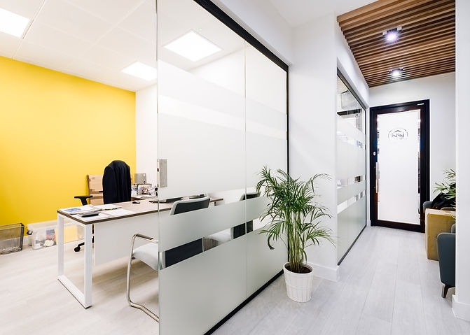 Modern office Brixton