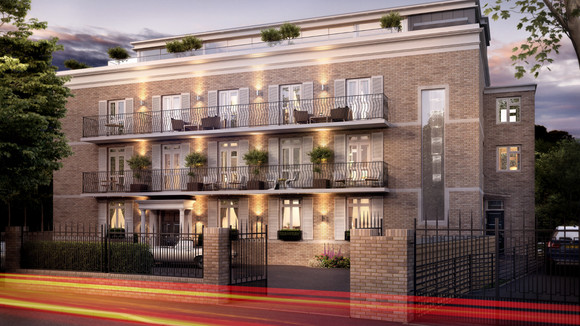 Construction Commenced | Dudley House, Isleworth, London TW7