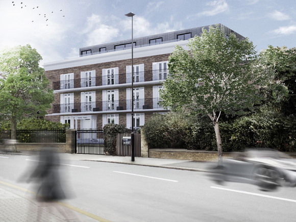 Planning Submitted | Dudley House, Isleworth, London TW7
