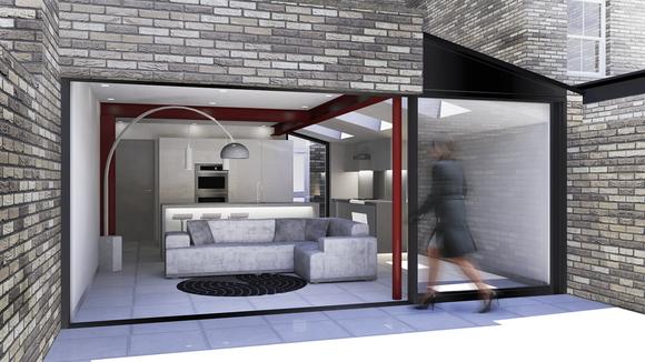 Planning Granted | Bradiston Road, Westminster, London W9