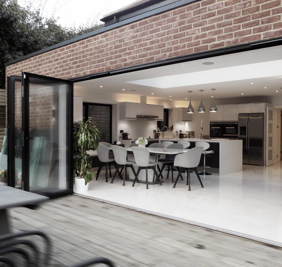 Completed Project | Lambourne Avenue, Wimbledon, London SW19