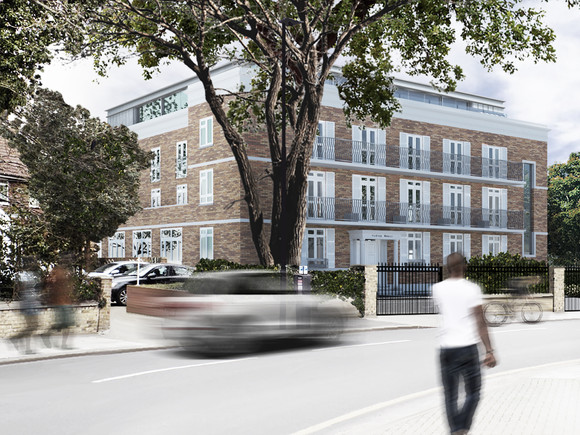 Planning Approved | Dudley House, Isleworth, London TW7