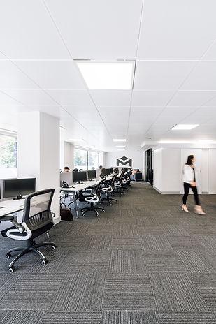 Modern open plan office Southwark