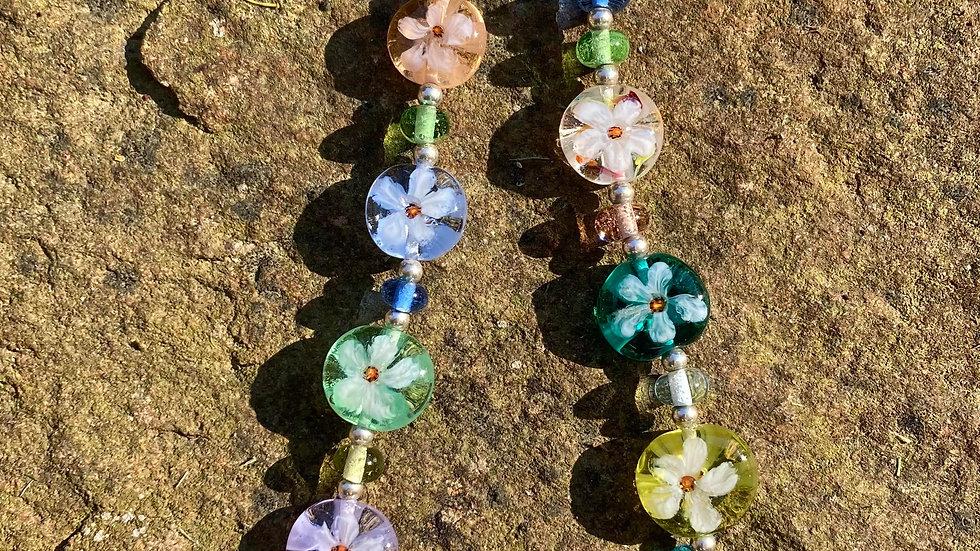 Multi color floral