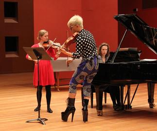 Monash String Masterclass with Leopold Amadeus