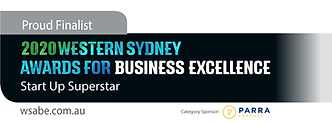 2020 Start Up Superstar finalist banner(