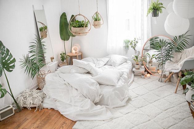 Faux Real Bedroom Goals