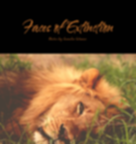 faces of extinction book Jennifer Vitanz